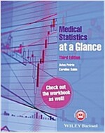 Medical Statistics at a Glance (Paperback, 3rd Edition)
