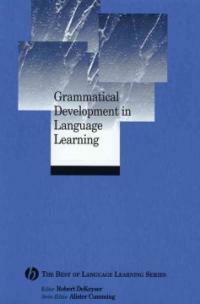 Grammatical development in language learning