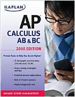 Kaplan AP Calculus AB & BC 2010 (Paperback)