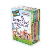 My Weirder School 12 Books Box Set (Paperback 12권)