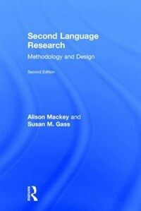 Second language research : methodology and design / 2nd ed