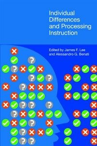 Individual differences and processing instruction