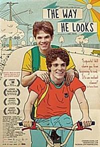[수입] The Way He Looks (더 웨이 히 룩스)(지역코드1)(한글무자막)(DVD)