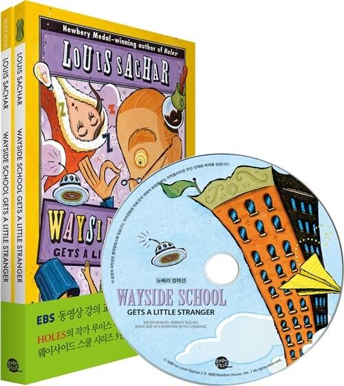 Wayside School Gets a Little Stranger 웨이사이드 스쿨 3 (영어원서 + 워크북 + MP3 CD 1장)