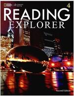 Reading explorer 2/E 4 Student Book + Online Work Book sticker code (2nd edition)