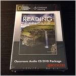 READING EXPLORER 2/E 3 DVD/AUDIO CD (2nd edition)