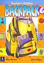 Back Pack 6 (Teachers Edition, Paperback)