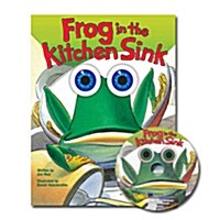 노부영 Frog in the Kitchen Sink (NEW) (원서 & CD)