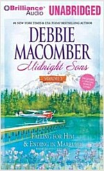 Midnight Sons, Volume 3: Falling for Him & Ending in Marriage (MP3 CD)