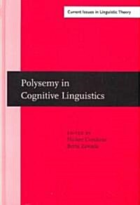 Polysemy in Cognitive Linguistics (Hardcover)