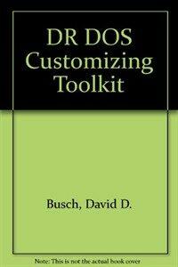 DR DOS customizing toolkit