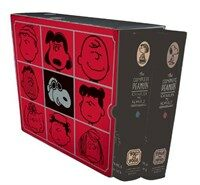 The Complete Peanuts Boxed Set 1967-1970 ( Hardcover Boxed Set)