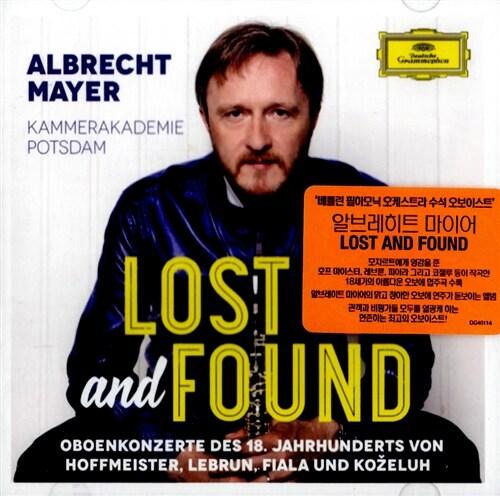 Lost And Found: 호프마이스터, 레브룬, 피알라, 코젤루의 18세기 오보에 협주곡
