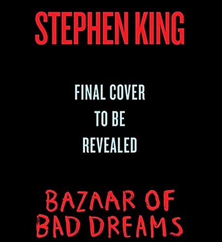 The Bazaar of Bad Dreams: Stories (Audio CD)