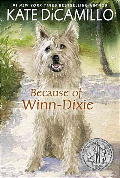 Because of Winn-dixie (Paperback, 미국판)
