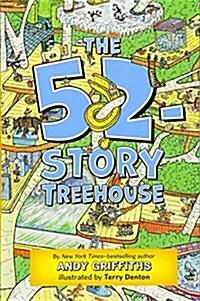 The 52-Story Treehouse: Vegetable Villains! (Hardcover)