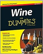 Wine for Dummies (Paperback, 6, Revised)