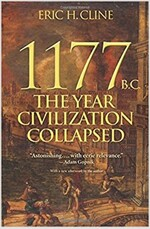 1177 B.C.: The Year Civilization Collapsed (Paperback)