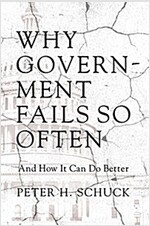 Why Government Fails So Often: And How It Can Do Better (Paperback)