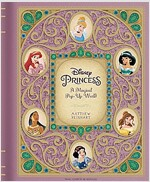 Disney Princess: A Magical Pop-Up World (Hardcover)