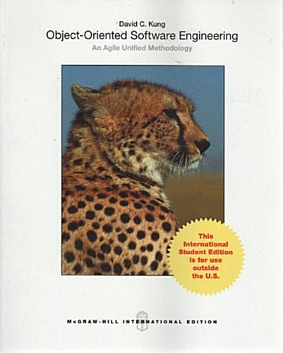 Object-Oriented Software Engineering: An Agile Unified Methodology (Paperback, International edition)