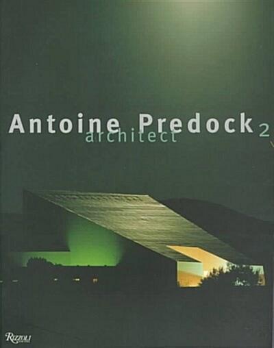 Antoine Predock 2 (Paperback)