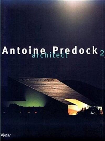 Antoine Predock, Architect 2 (Hardcover)