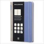 Moleskine Pro Collection Professional Notebook, Large, Lavander Violet, Hard Cover (5 X 8.25) (Other)