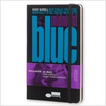 Moleskine Bluenote Limited Edition Notebook, Large, Plain, Black, Hard Cover (5 X 8.25) (Other)