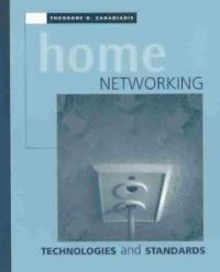 Home networking technologies and standards