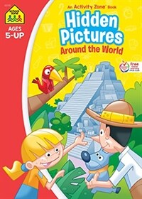 Hidden Pictures  Discovery Activity Zone (Paperback)