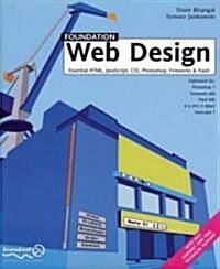 Foundation Web Design (Paperback)