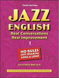 Jazz English 1 (3rd Edition) (Book + CD)