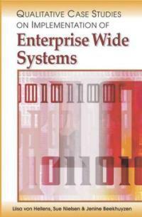 Qualitative case studies on implementation of enterprise wide systems