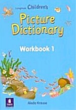 Longman Childrens Picture Dictionary Workbook 1 (Paperback)