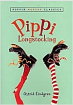 Pippi Longstocking (Puffin Modern Classics) (Paperback)