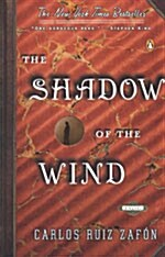 [중고] The Shadow of the Wind (Paperback)