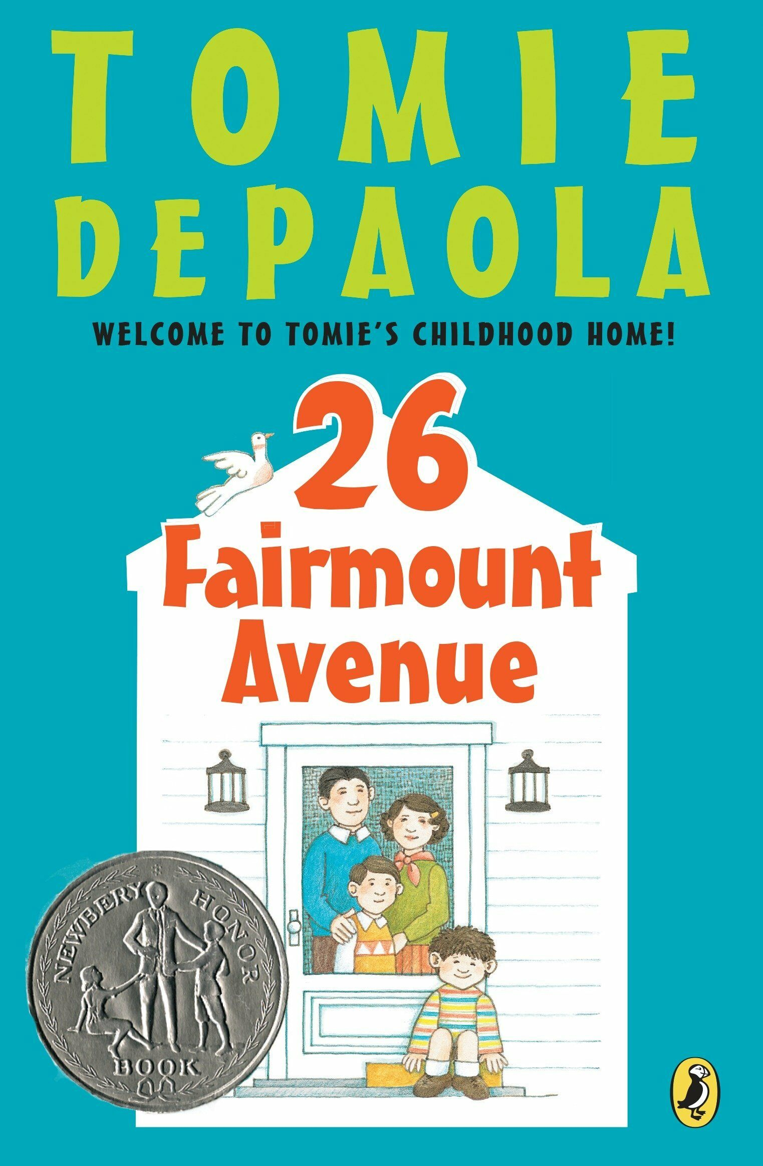 26 Fairmount Avenue (Paperback)