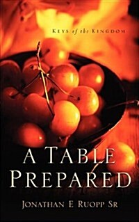 A Table Prepared (Paperback)