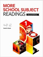 More School Subject Readings 1 (Student Book + Workbook + Hybrid CD) (Paperback, 2nd edition)