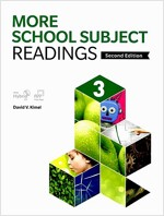More School Subject Readings 3 (Student Book + Workbook + Hybrid CD) (Paperback, 2nd edition)