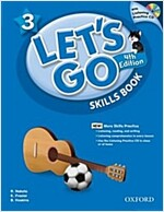 (4판)Lets Go 3 : Skills Book with Listening Practice CD (Paperback, 4th Edition)