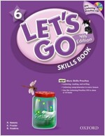 (4판)Lets Go 6 : Skills Book with Listening Practice CD (Paperback, 4th Edition)