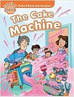 Oxford Read and Imagine: Beginner:: The Cake Machine (Paperback)