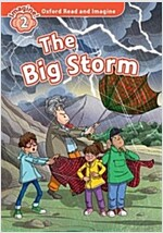 Oxford Read and Imagine: Level 2:: The Big Storm audio CD pack (Paperback)