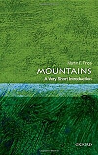 Mountains: A Very Short Introduction (Paperback)