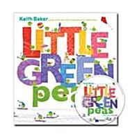 노부영 Little Green Peas (원서 & CD) (Hardcover + CD)