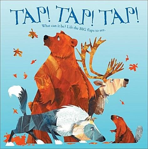 Tap! Tap! Tap! (Hardcover, LTF)
