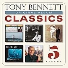 [수입] Tony Bennett - Original Album Classics [5CD]