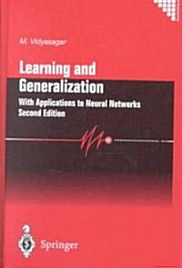 Learning and Generalisation : With Applications to Neural Networks (Hardcover, 2nd ed. 2002)